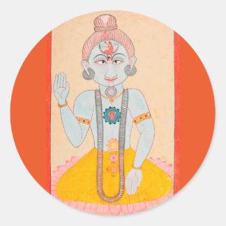 Nath Yogi sticker
