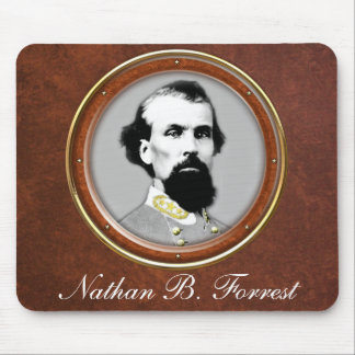 Nathan B. Forrest Mouse Pad