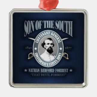 Nathan Bedford Forrest (SOTS2) Christmas Ornaments