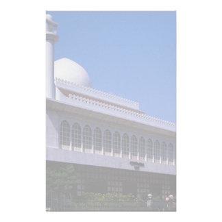 Nathan Road, Kowloon Mosque, Kowloon, Hong Kong Stationery Design