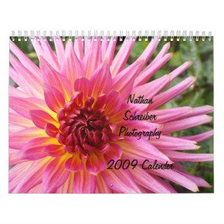 Nathan Schreiber Photography 2009 Calender Calendar