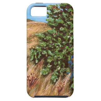 Nathanael and the Fig Tree iPhone SE/5/5s Case