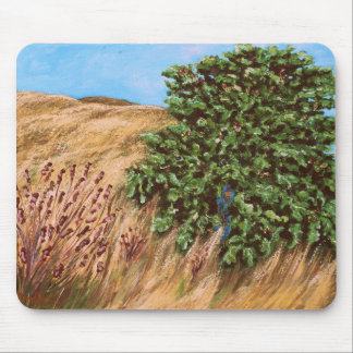 Nathanael and the Fig Tree Mouse Pad