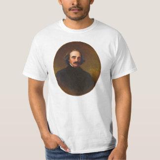 Nathaniel Hawthorne by Emanuel Gottlieb Leutze T-Shirt