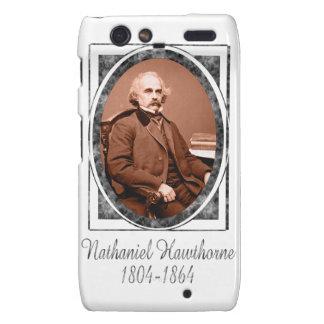 Nathaniel Hawthorne Droid RAZR Cover