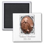 Nathaniel Hawthorne Fridge Magnet