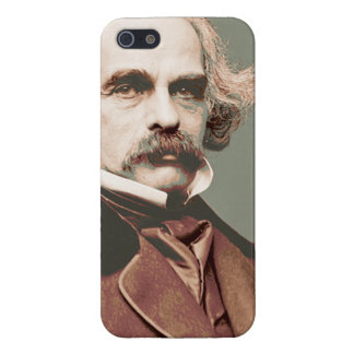 Nathaniel Hawthorne iphone case Cover For iPhone 5