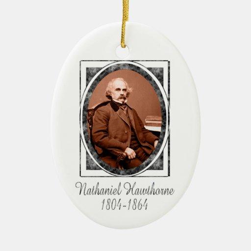 Nathaniel Hawthorne Ornament