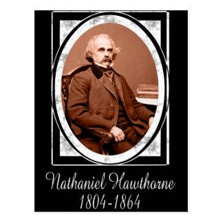 Nathaniel Hawthorne Postcard