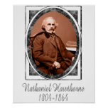 Nathaniel Hawthorne Posters