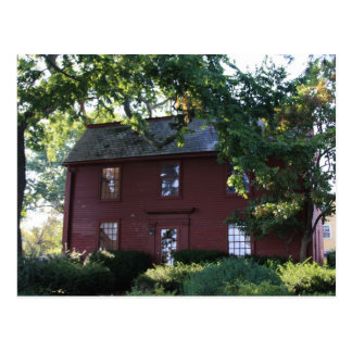 Nathaniel Hawthorne s Home Post Cards