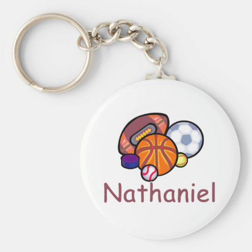 Nathaniel Llavero Personalizado