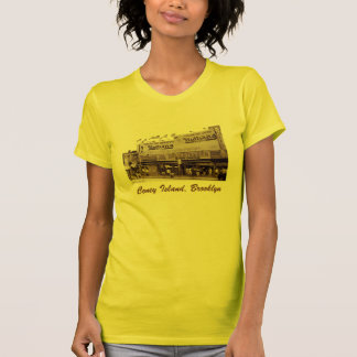 Nathan's Famous Hot Dogs Ladies' T-shirt