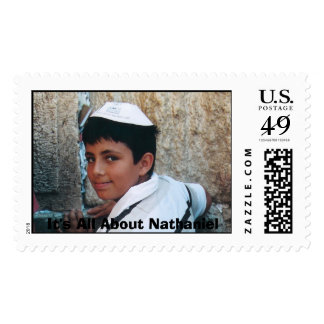 nati2, It's All About Nathaniel Postage