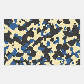 Natillas - impresión azul clásica PANTONE del