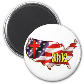 Nation 33 magnet