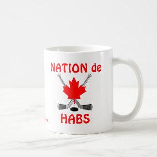 NATION de HABS Coffee Mug