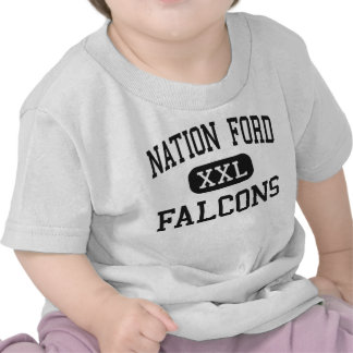 Nation Ford - Falcons - High - Fort Mill Tshirt