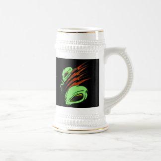 Nation of Aliens Beer Stein
