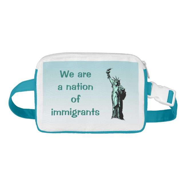 Nation of Immigrants Fanny Pack