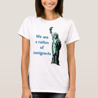 Nation of Immigrants Resist Shirt