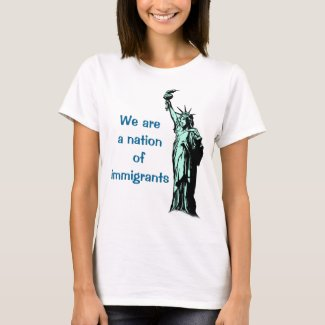 Nation of Immigrants Shirt