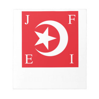 Nation Of Islam Flag Memo Notepads