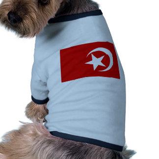 Nation Of Islam, religious flag Doggie T Shirt