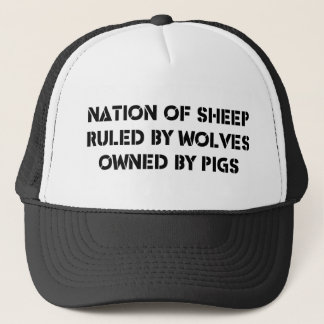Nation of Sheep Trucker Hat
