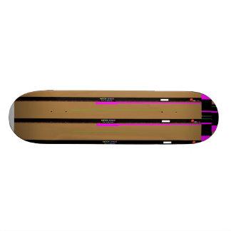 Nation: Space 002-B-2011 Skateboard