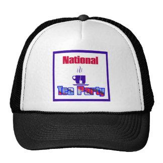 Nationa Tea Party Mug of Tea Trucker Hat