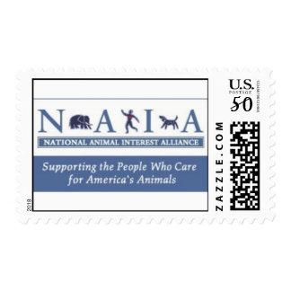 National Animal Interest Alliance Postage