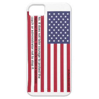 National Anthem Protests iPhone SE/5/5s Case