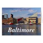 National Aquarium - Baltimore 2 Card