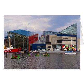 National Aquarium - Baltimore Card