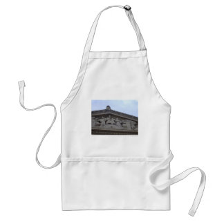 National Archives Adult Apron