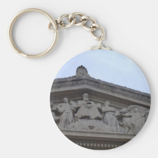 National Archives Keychain