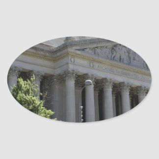 National Archives Sticker