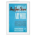 National Art Week 1938 WPA