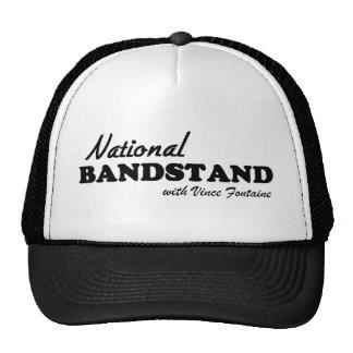 National Bandstand Hats