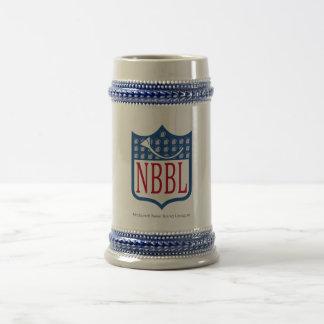 National Beer Bong League Beer Stein