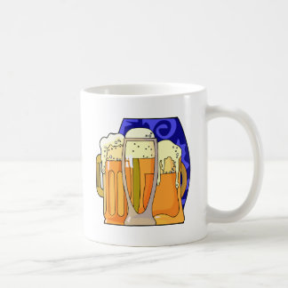 National Beer Day April 7 Classic White Coffee Mug