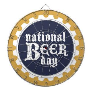 National Beer Day Dart Board