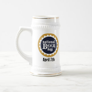 National Beer Day Stein