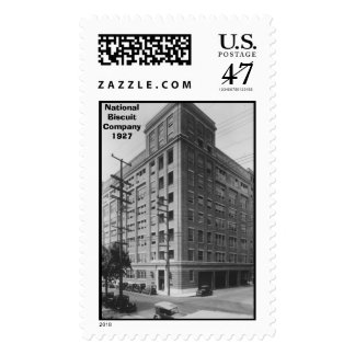 National Biscuit Company 1927 Postage