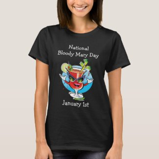 National Bloody Mary Day T-Shirt