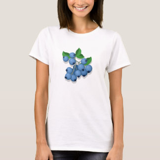 National Blueberry Month T-Shirt