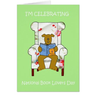 National  Book Lovers Day - August 9th