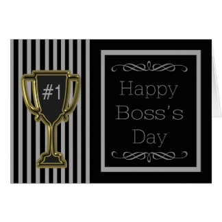 National Boss s Day Card