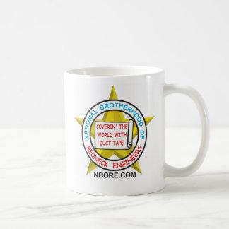 National Brotherhood Of Redneck Engineerin' Coffee Mug